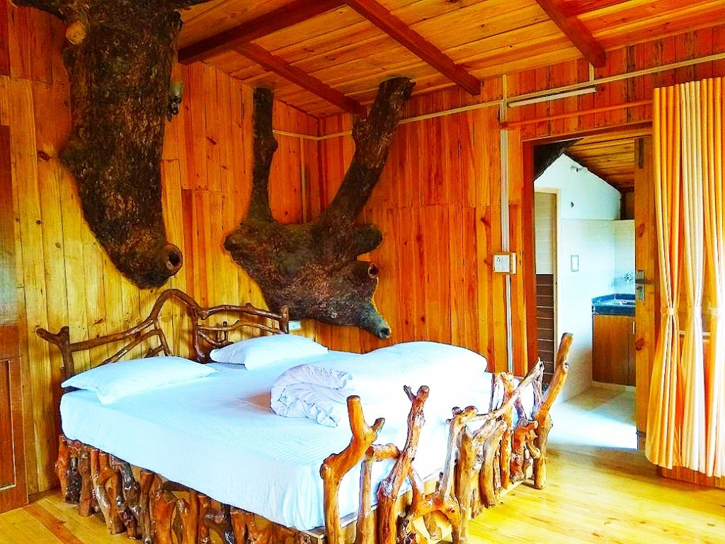 Tree House Bed Room
