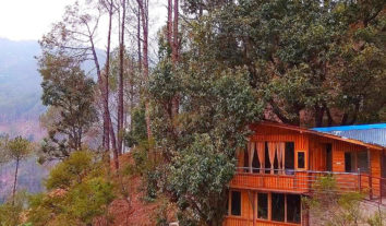 Tree-House-Bhimtal